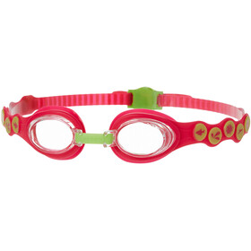 speedo Sea Squad Gafas Niños, passion pink/hydro green
